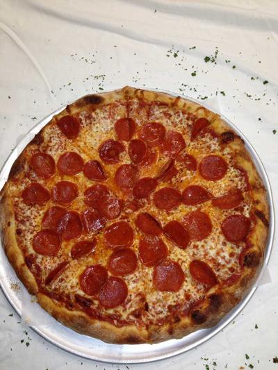 pepperoni pizza Tonys Place